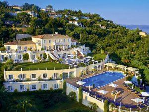 Villa Belrose, Saint Tropez