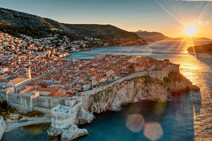 Privatjet München Dubrovnik